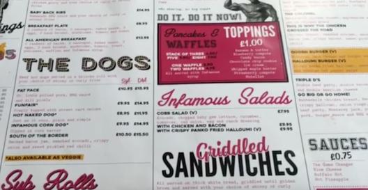 infamous-diner-menu-manchester-northern-quarter
