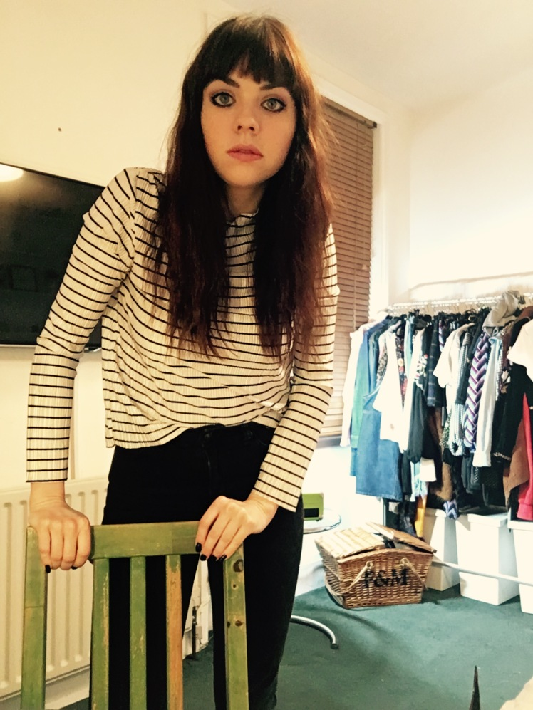 outfit-striped