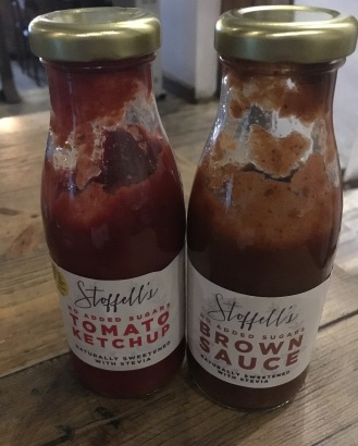 sugar-free-ketchup-and-brown-sauce-vegan